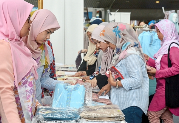 ERL Sdn Bhd is confident that the bazaar will do well as there are many potential customers, including daily and inter-city commuters, tourists and office workers.