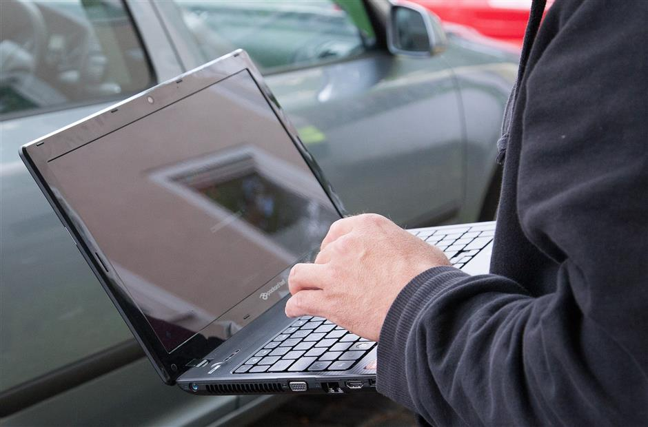 Hi-tech hijack: The digital tricks and traps of car thieves