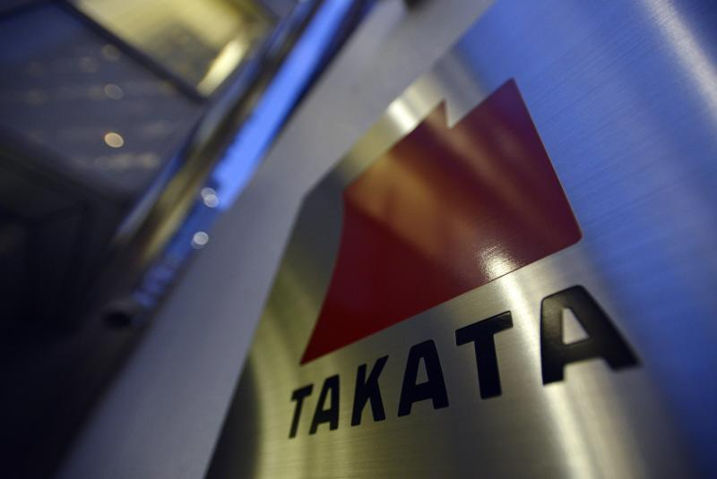 US consumers have filed a lawsuit with a US District Court in Florida in what is believed to be the first in the US to seek class-action status on behalf of consumers nationwide. This could subject Takata to a larger payout in a trial or settlement than if vehicle owners were forced to sue individually - EPA Photo.