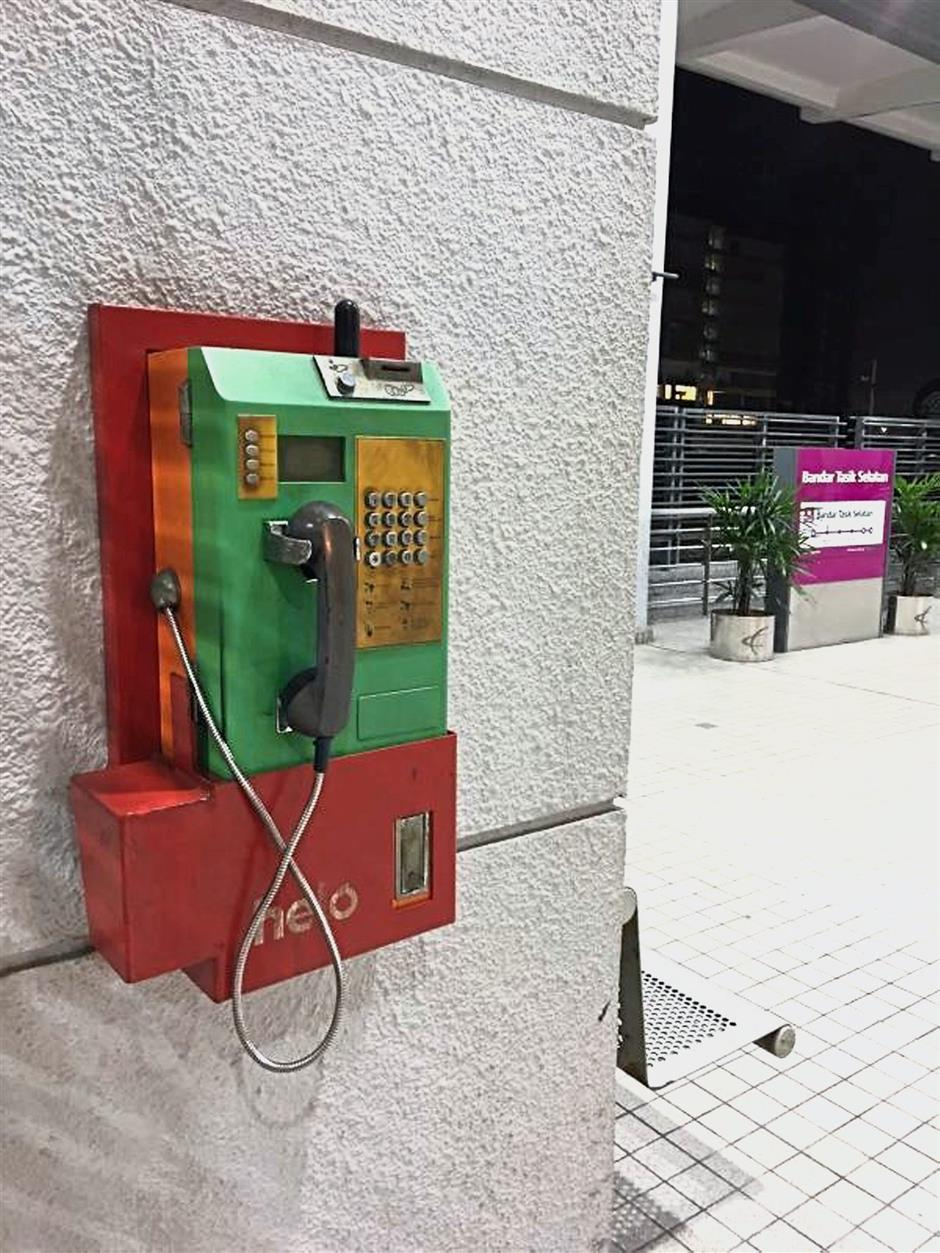 Payphones were once an essential tool for people to communicate with one another.