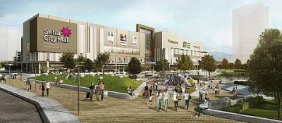 Lifestyle Mall For Setia Alam Set To Open In May 2012 The Star