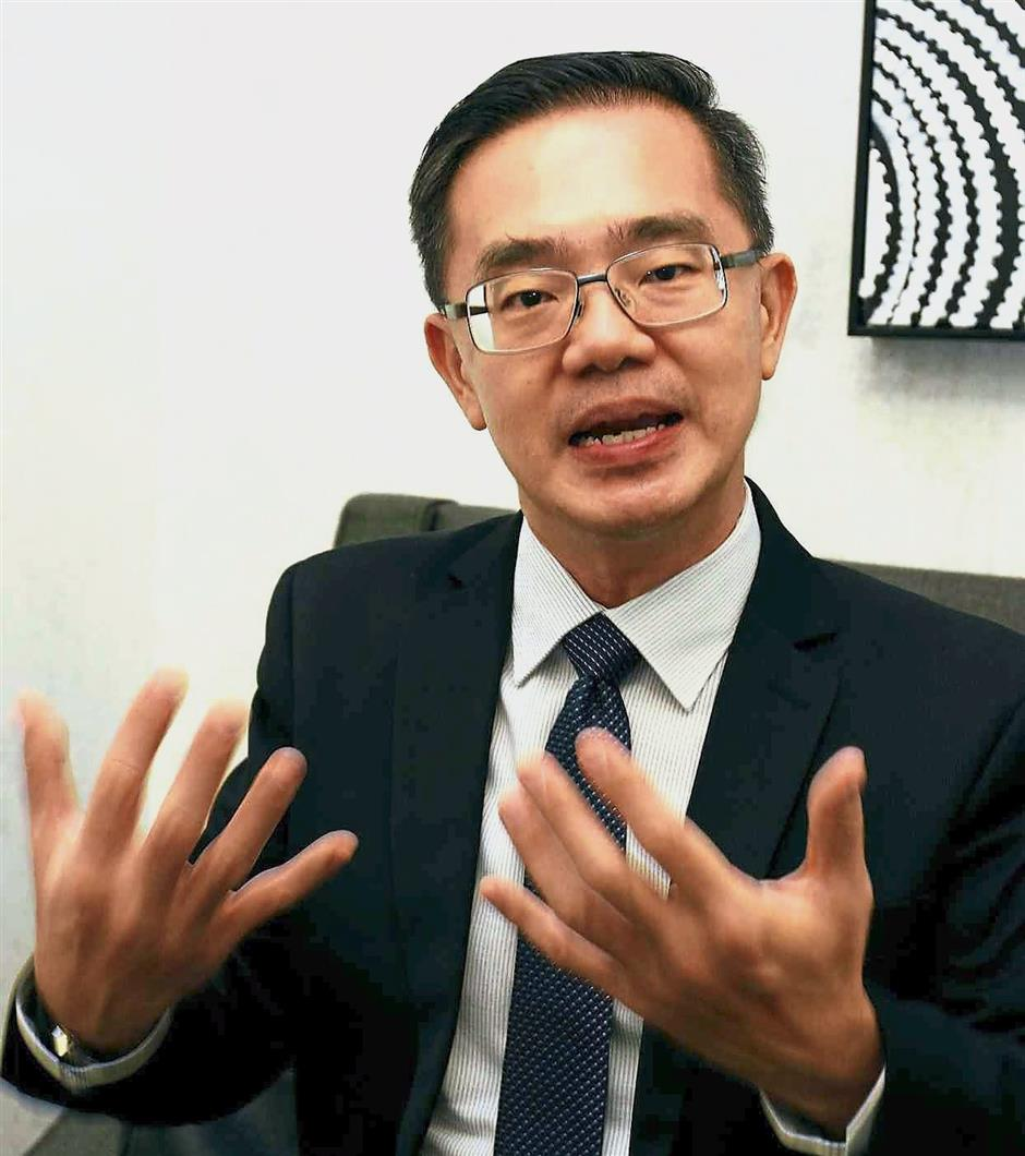 Retail Group Malaysia (RGM) managing director Tan Hai Hsin.