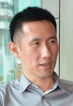 Dr Mark Chia, analytics lead at SAS Institute Sdn Bhd.
