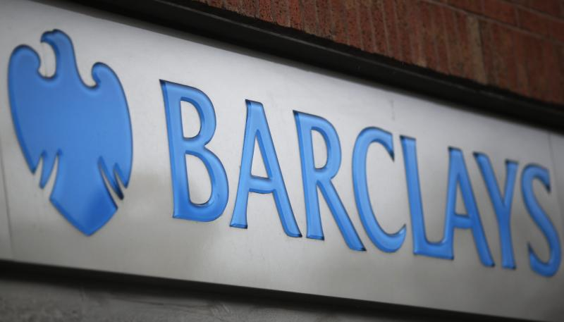 Barclays Plc expects to axe up to 12,000 jobs this year to cut costs but it is also paying staff higher bonus - EPA Photo.