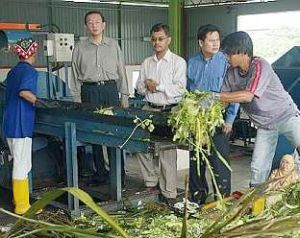 Transforming food waste into fertiliser | The Star Online