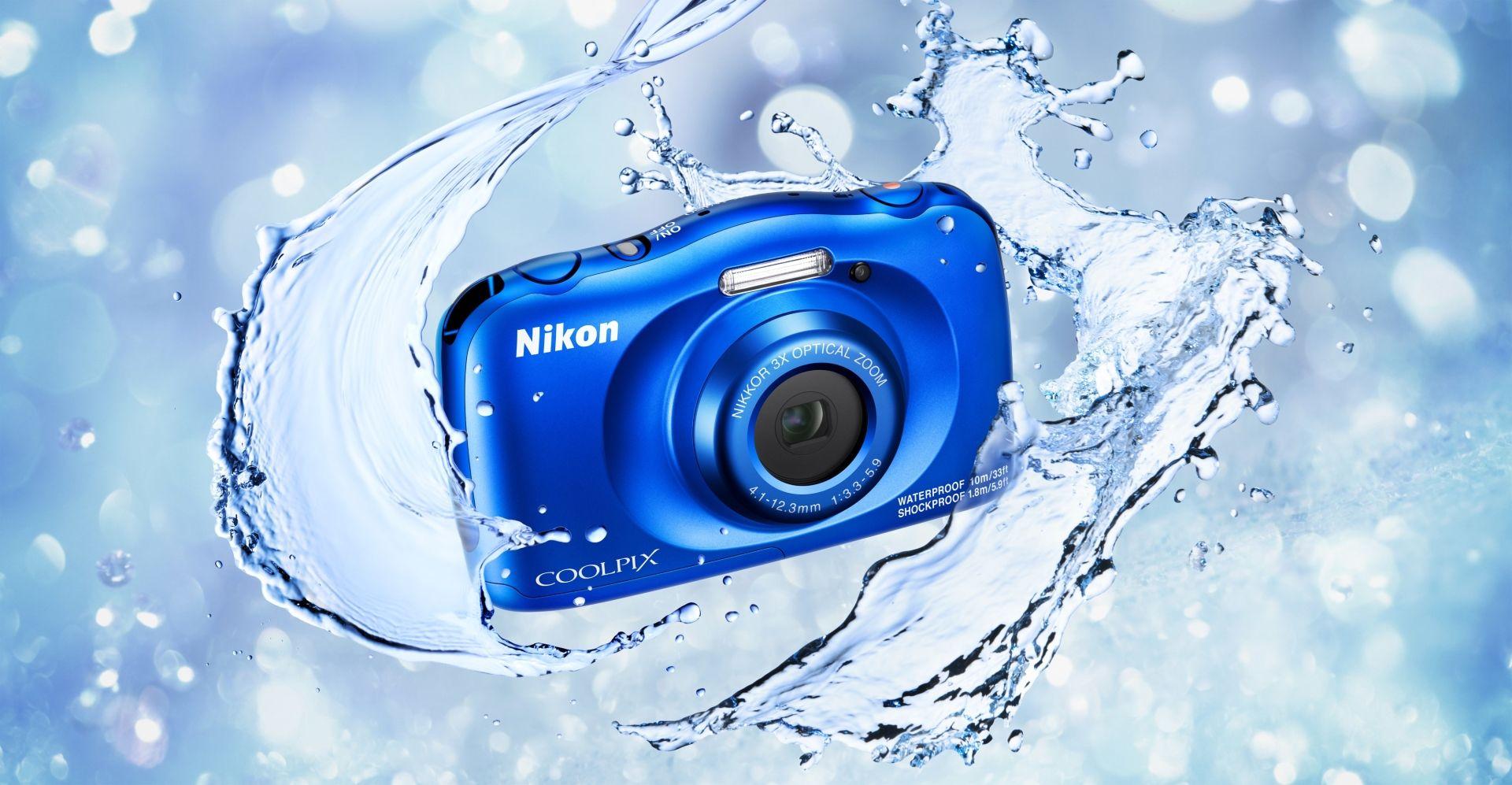 Nikon Coolpix W150: A budget compact camera with tough