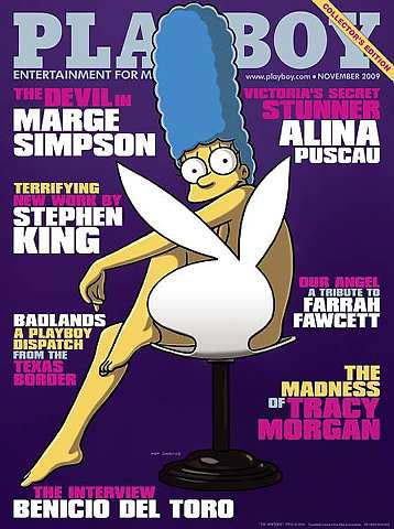 After  Years Sexy Women Out Cartoon Marge Simpson In For