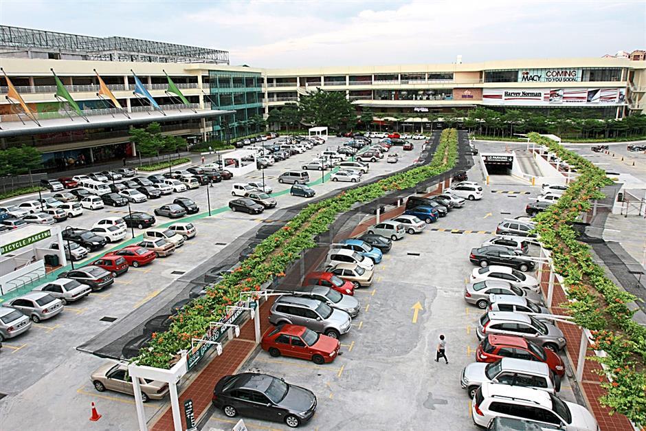 Citta Mall is an open air mall located in Ara Damansara, Petaling Jaya.