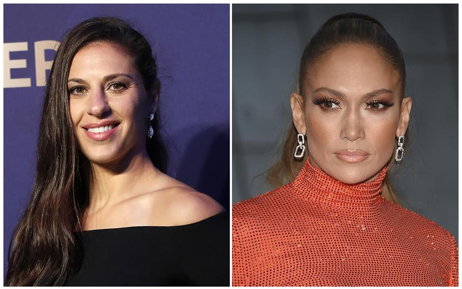 J Lo gives lap dance to US World Cup winner at concert   The