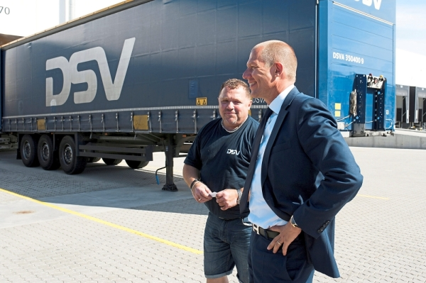 Denmark's DSV to buy logistics company Panalpina | The Star Online