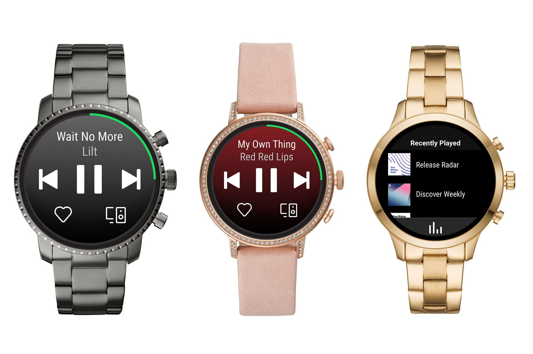 Finally, a Spotify app for your smartwatch | The Star Online