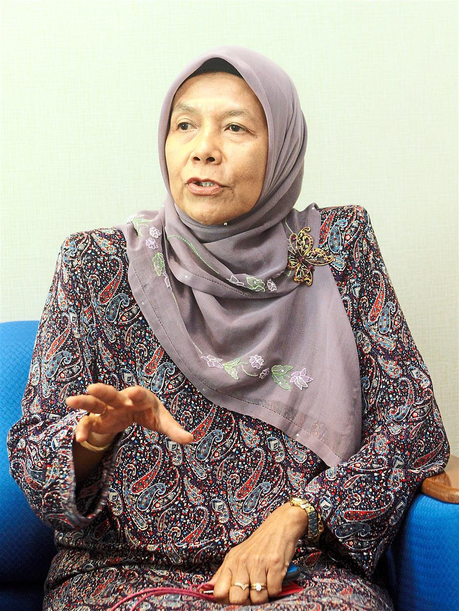 Prof Datuk Dr Wan Zurinah Wan Ngah says their research into ageing is aimed at decreasing oxidative stress to help people stay healthy and improve their quality of life.