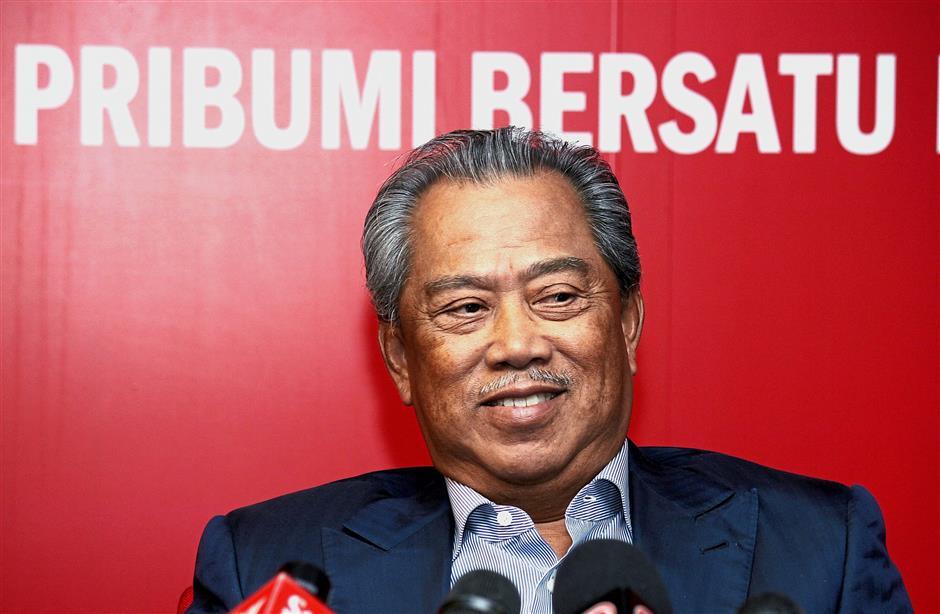 Muhyiddin: Former Deputy Prime Minister still hopeful of holding on to Pagoh.