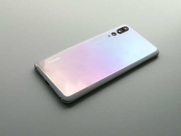The limited edition Huawei P20 Pro: White could just be the new