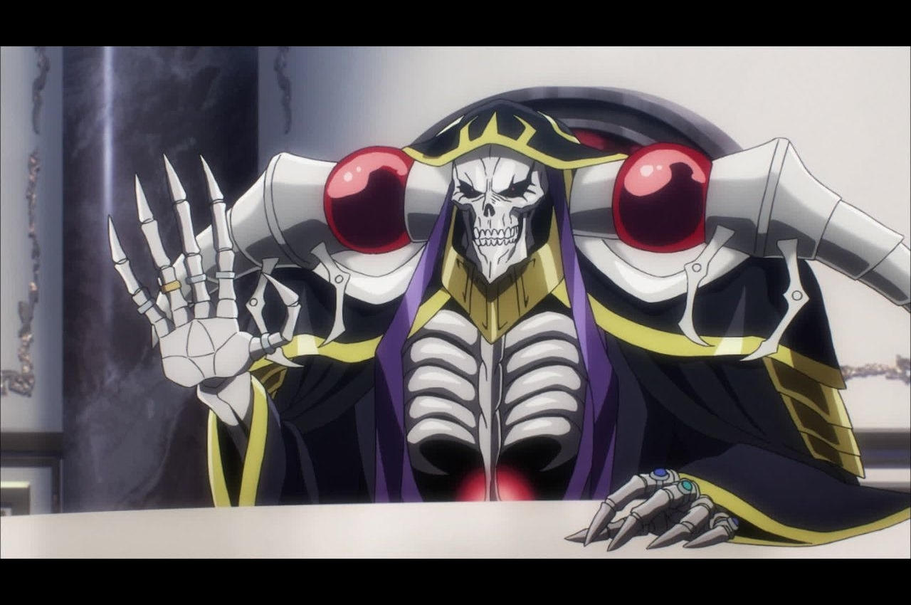 Overlord: A quirky setup, clever storytelling, and unusual characters helped the anime series find a worldwide audience. u2014 AFP Relaxnews