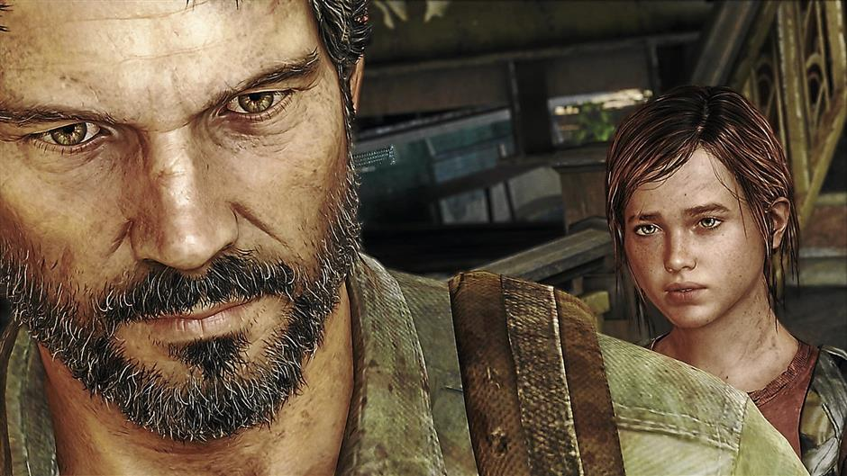 Sympathetic character: Ellie from The Last of Us is one of the most well realised characters ever put into a video game