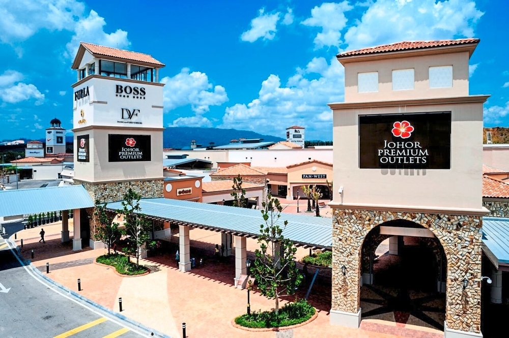 50e534c81c Extra reasons for shopping spree at premium outlet | The Star Online