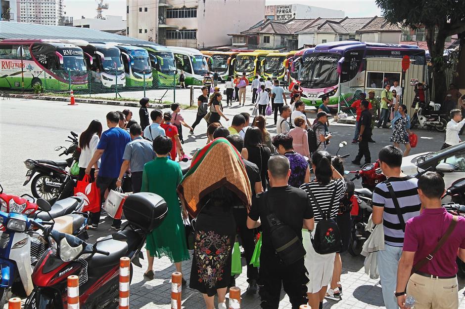 Tourist arrivals still healthy | The Star Online