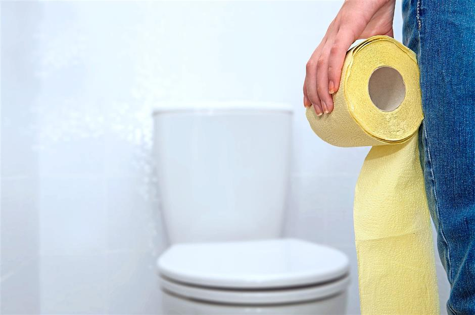 Awesome Can I Contract Sti From A Toilet Seat The Star Online Pdpeps Interior Chair Design Pdpepsorg
