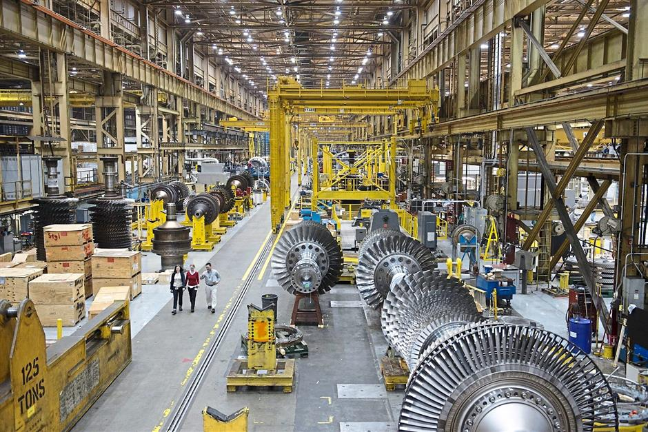 Conglomerate to push latest HA class gas turbine sale | The