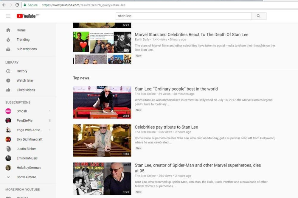 YouTube now highlights videos from credible sources | The