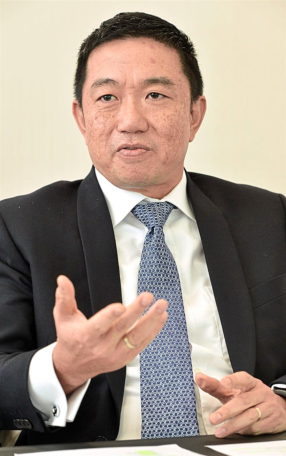 Chiang said business in Malaysia is growing and  the company needs more talent.