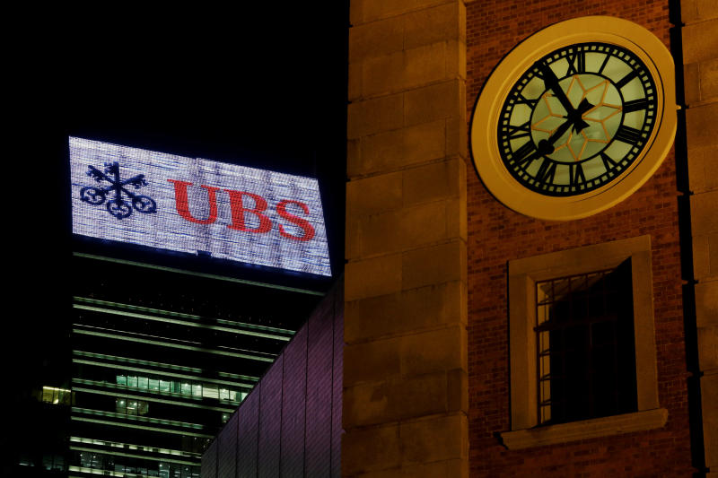 UBS hit by wild market swings | The Star Online