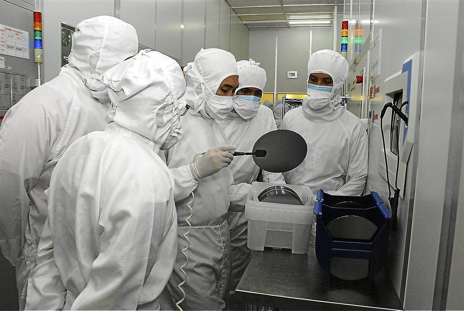 Grooming engineers for semiconductor fabricators | The Star