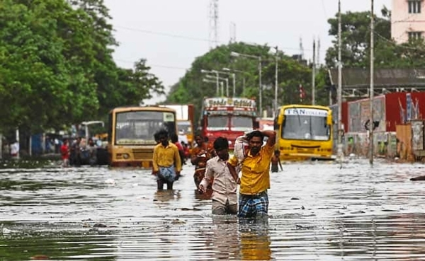 Nearly four years ago, Chennai was under water. The worst floods in history brought the city to a standstill. Today, it is wracked by an unprecedented drought. - Reuters