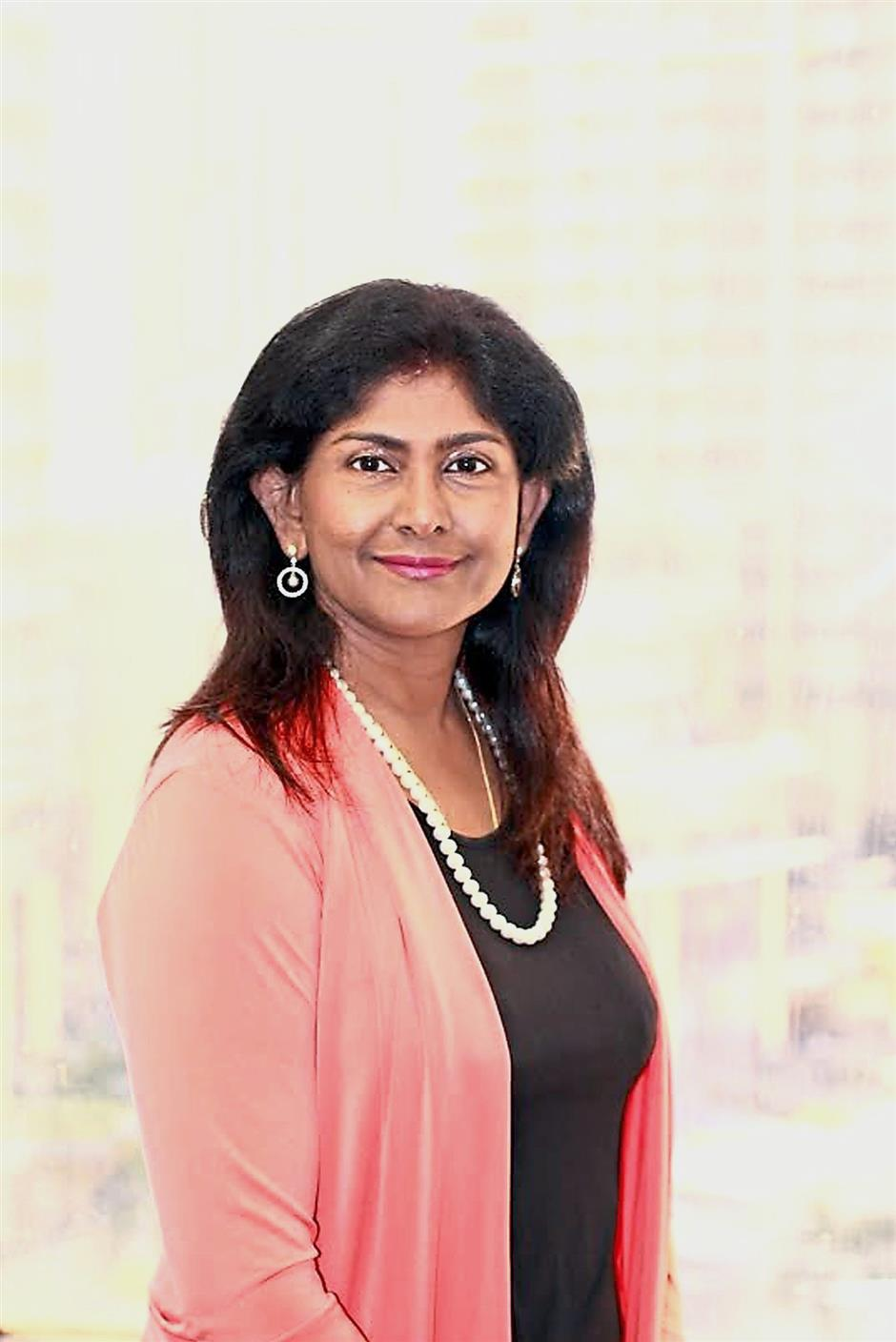 Jones Lang Wootton executive director Malathi Thevendran
