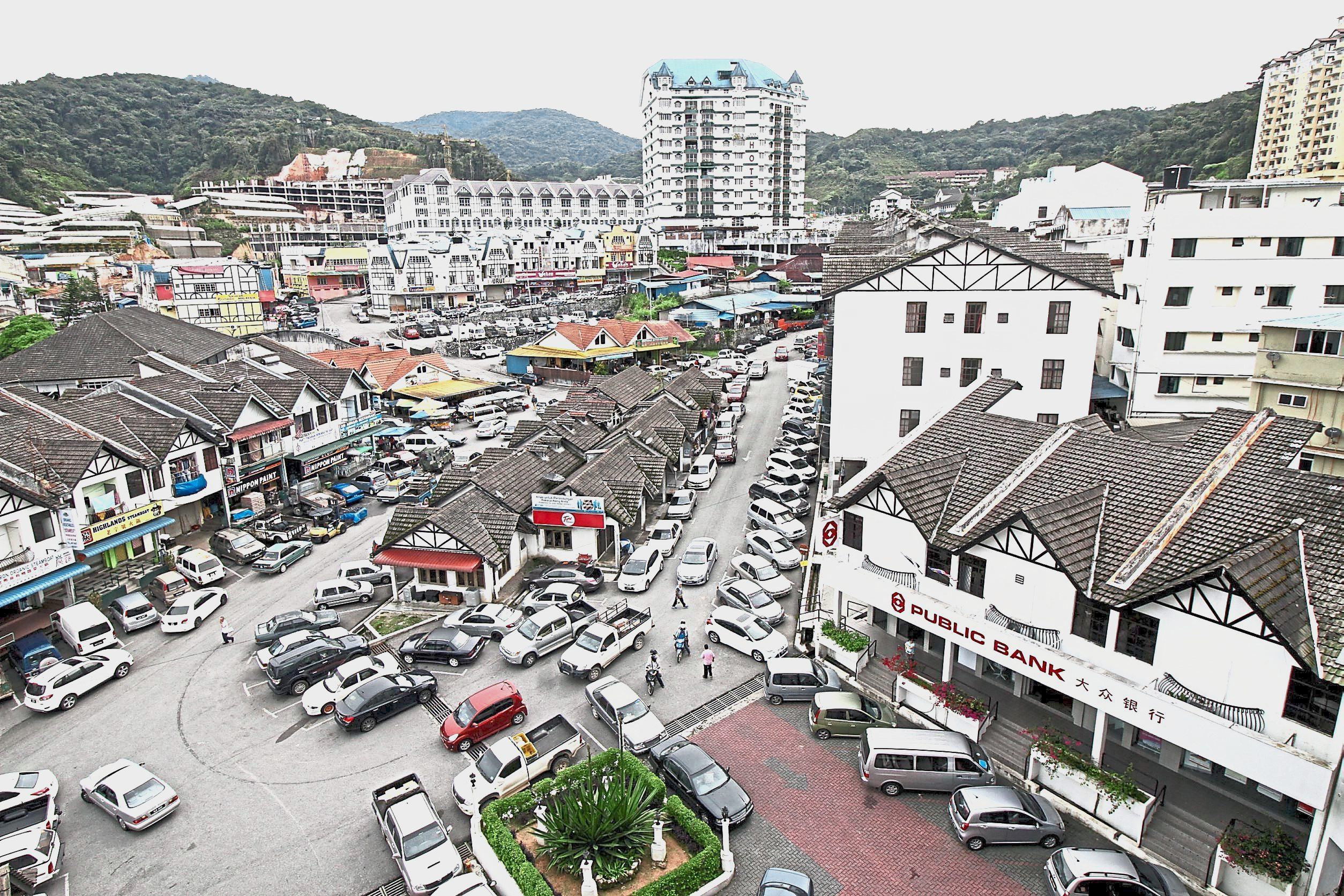 The edition will feature stories from as far east as Cameron Highlands.