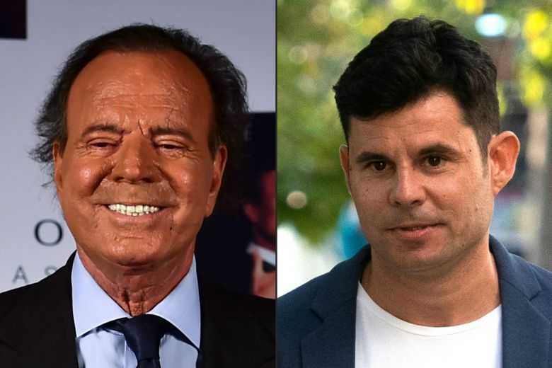Spanish court rules Julio Iglesias is father of 43-year-old man