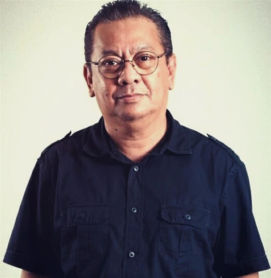 Newsman: Wan Hamidi is an experienced journalist.
