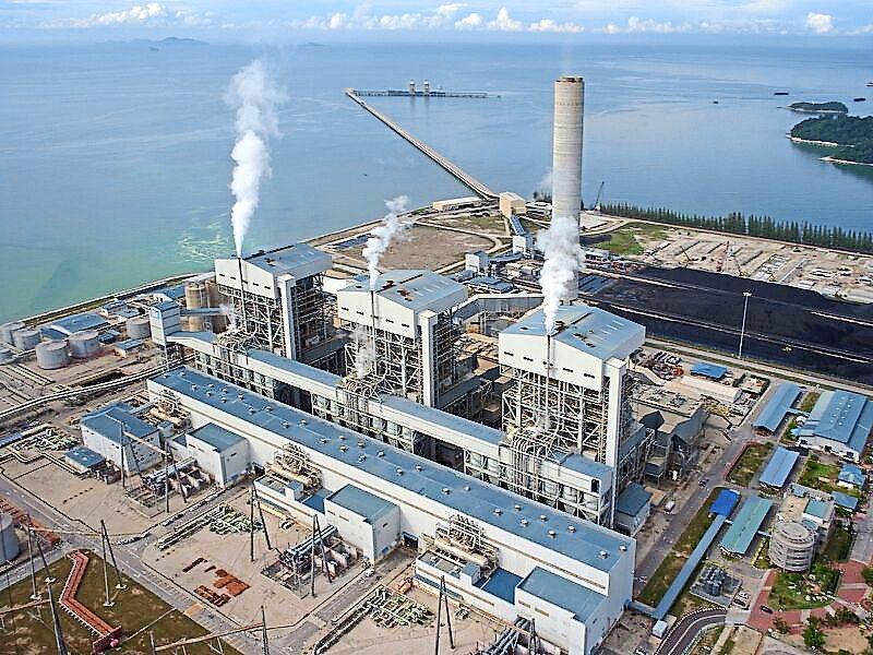 TNB Janamanjungu2019s three power plants supply 2,100 MW electricity to Peninsular Malaysia.
