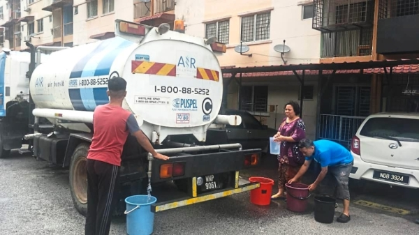 Water treatment plant back to normal | The Star Online