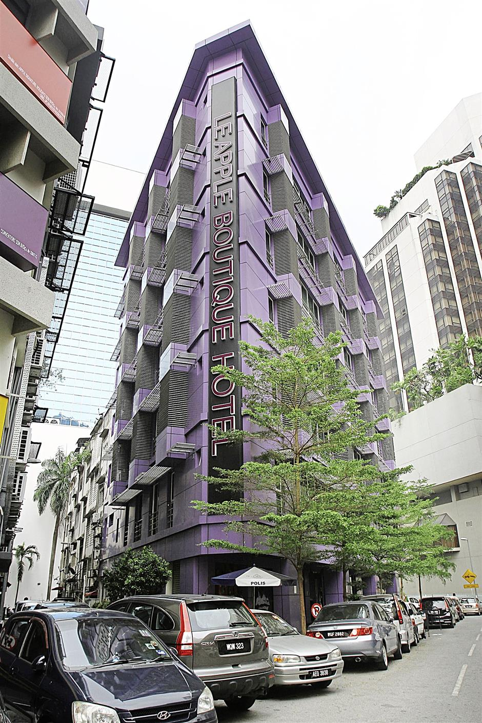 Having diversified into hotels, the company now owns several, including Le Apple, a boutique hotel on Jalan Sultan Ismail in Kuala Lumpur.