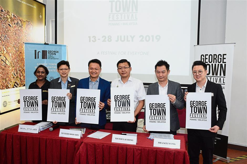 George Town Festival to have more local participation and
