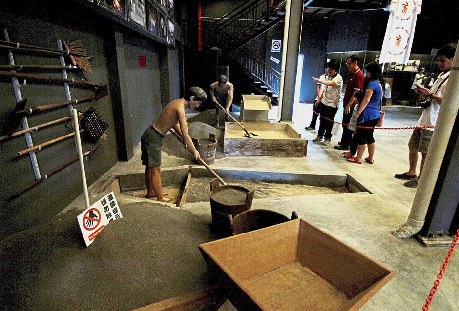 Museum displays educate visitors on how tin was mined and processed in the olden days. — Photos: SAIFUL BAHRI/The Star