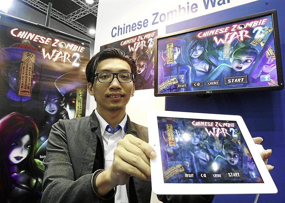 Malaysian-made game a hit in China, Taiwan and Hong Kong