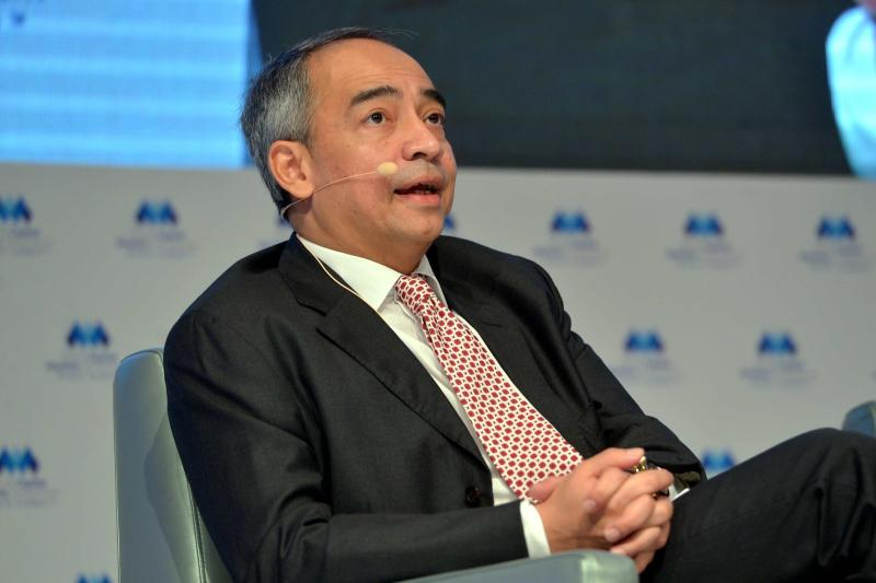 CIMB Group\'s Nazir Razak was named CEO of the Year by the Minority Shareholder Watchdog Group (MSWG).