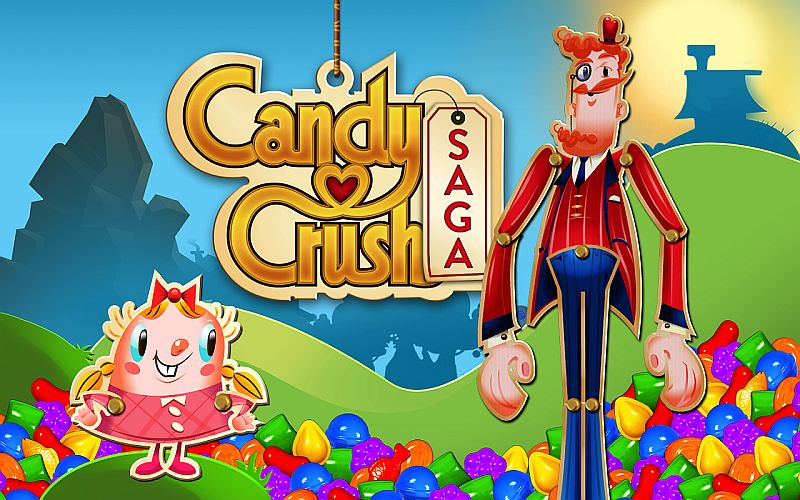Top iOS apps of 2013: 'Candy Crush Saga,' 'Minecraft'   The Star Online