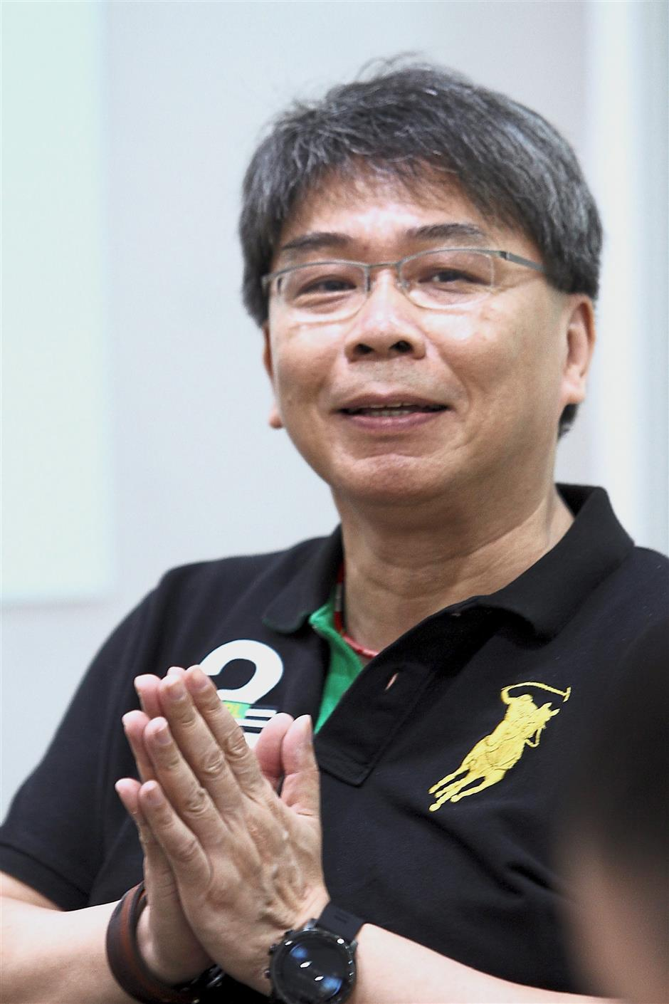 Wang says the vast and vibrant choice of delicacies in Ipoh is a very important factor in leading him to decide on retiring in Malaysia within the next 10 years.
