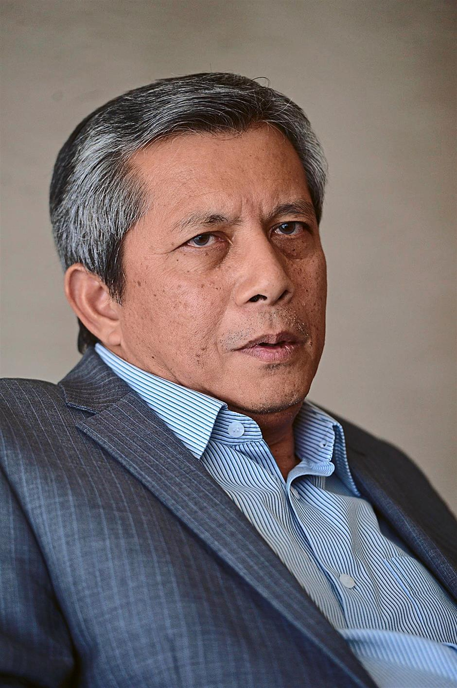 Malaysian Oil and Gas Services Council President and SapuraKencana executive director Ramlan Malek