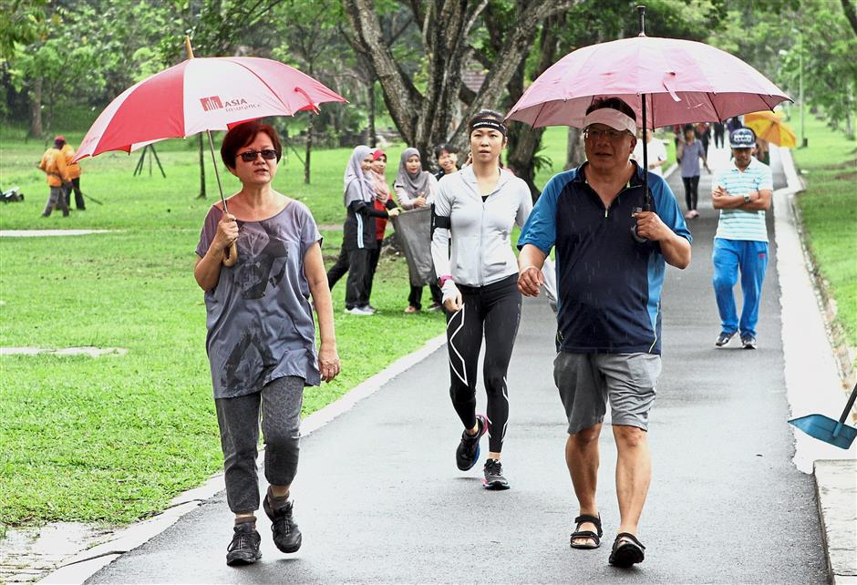 Researchers and experts in the field of retirement living say Ipoh is a preferred retirement destination for foreigners. With similar cultural backgrounds and languages, they agree that Ipoh is an ideal place for Asian senior citizens, particularly those from China, Hong Kong, Macau and Taiwan. — filepic