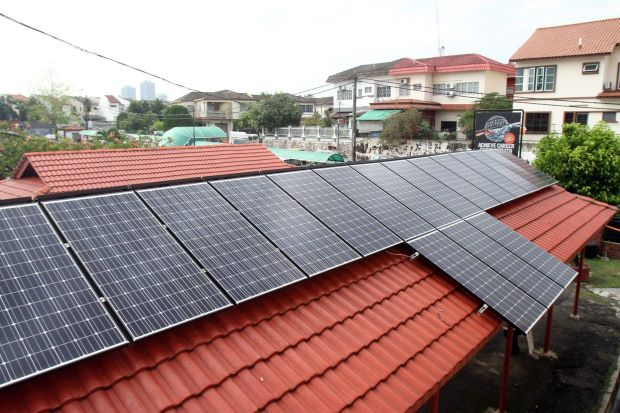 From Jan 1, solar power users to enjoy cheaper electricity