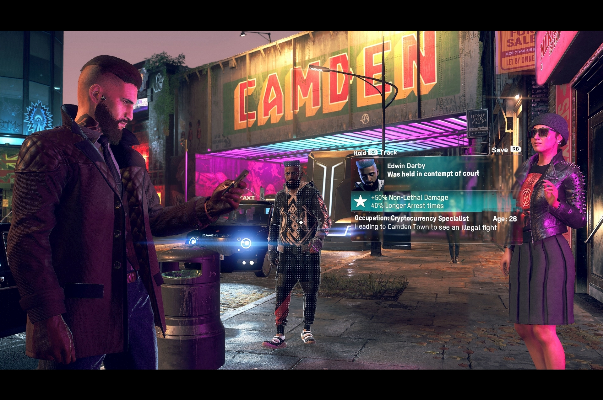 Watch Dogs: London debuted at E3 2019. u2014 AFP Relaxnews