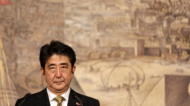 The IMF estimates Japan's budget deficit at 9.5% of GDP in 2013, among the worst in the developed world with public debt already exceeding 240% of GDP u2013 EPA Photo.