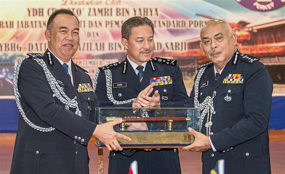 New police chief to focus on public engagement | The Star Online