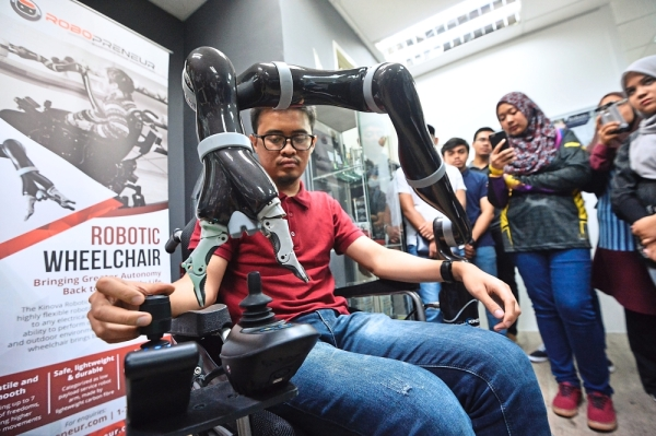 These robots are here to help   The Star Online