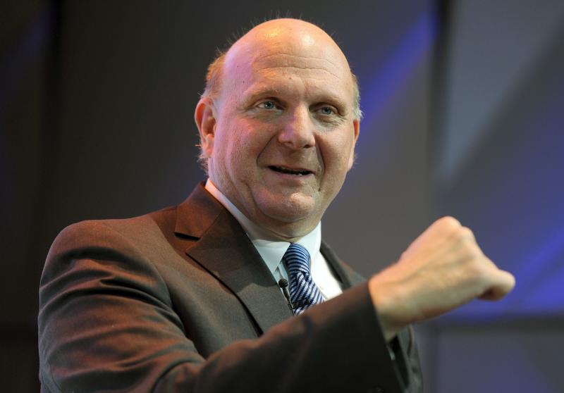 Steve Ballmer owns 4% stake in Twitter | The Star Online